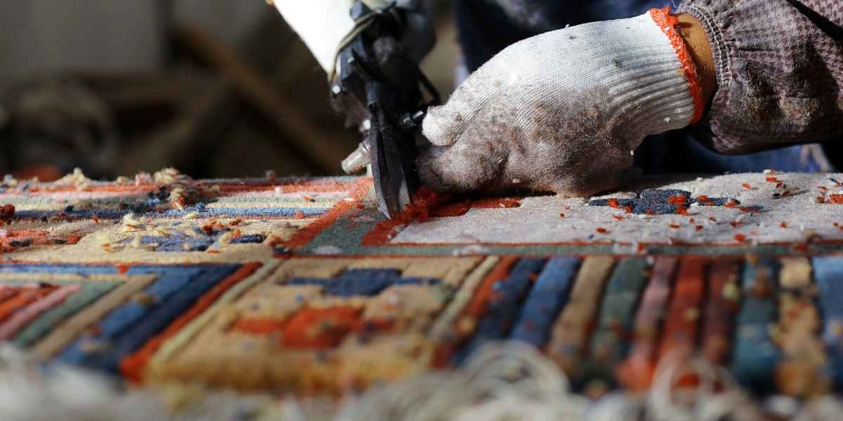חיתוך פני שטיח