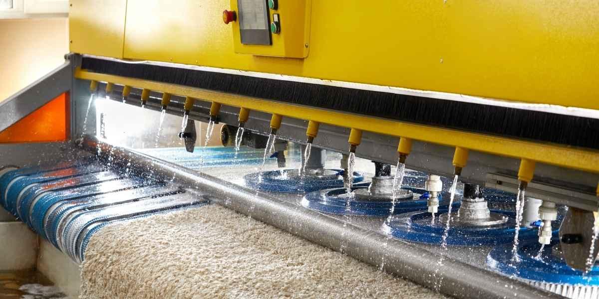 מכונה לניקוי שטיחים